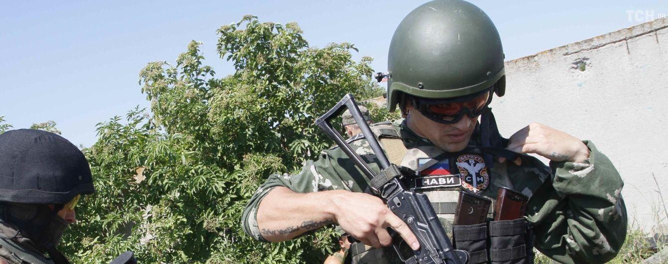 На Донетчине задержали трех человек по подозрению в сотрудничестве с боевиками