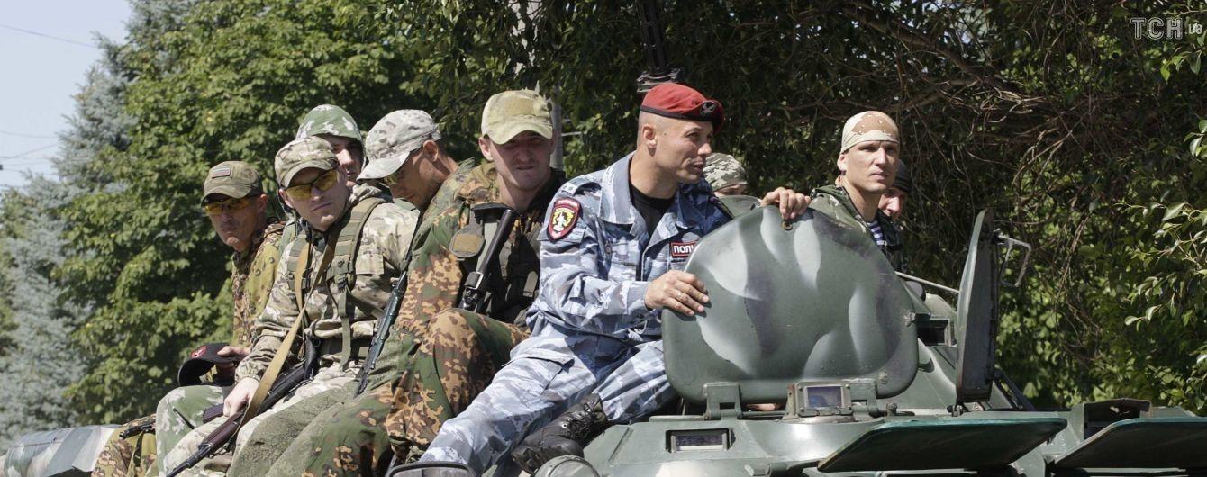 Россия поставляет боевикам на Донбассе украинское оружие, захваченное в Крыму - Князев