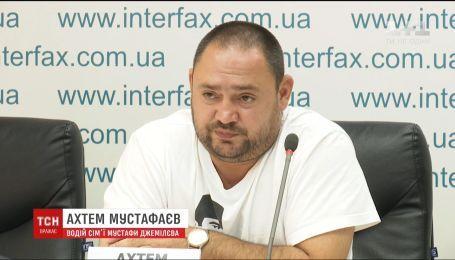 Водителя семьи Мустафы Джемилева задержали и пытали в оккупированном Крыму