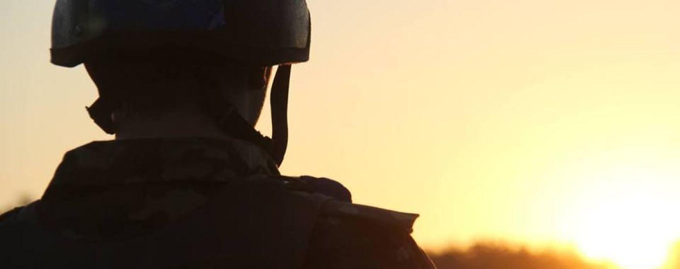 В течение суток боевики обстреливали украинские позиции из запрещенного оружия