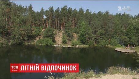 Журналісти ТСН віднайшли місця в Україні, які можуть скласти конкуренцію відпочинку на морі