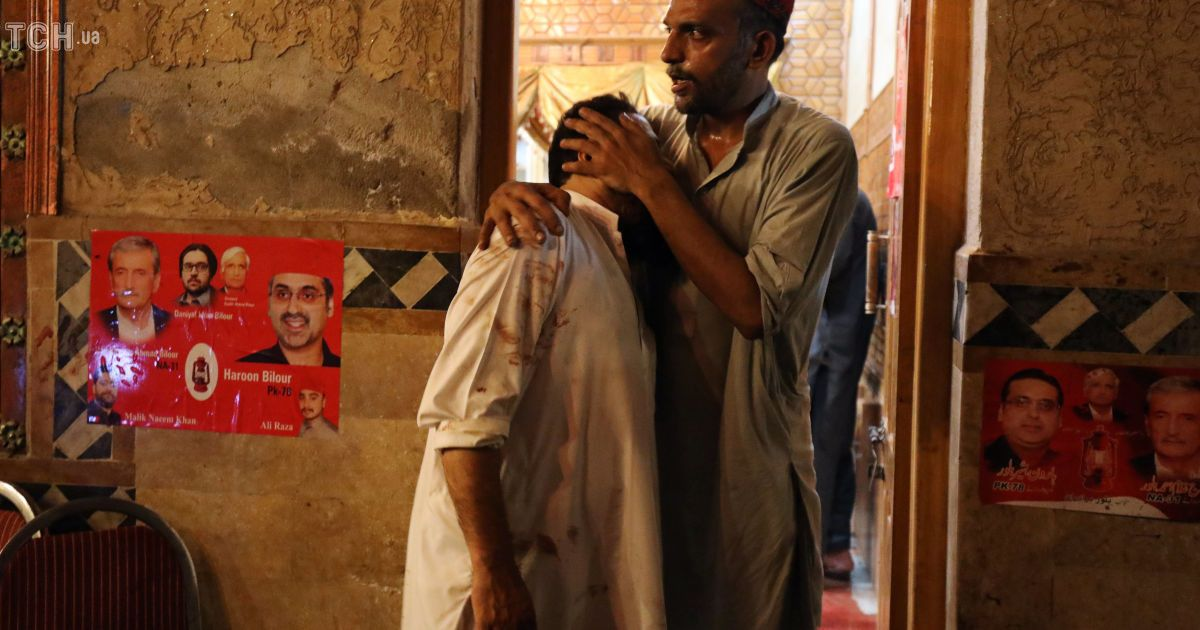 Теракт у Пакистані @ Reuters