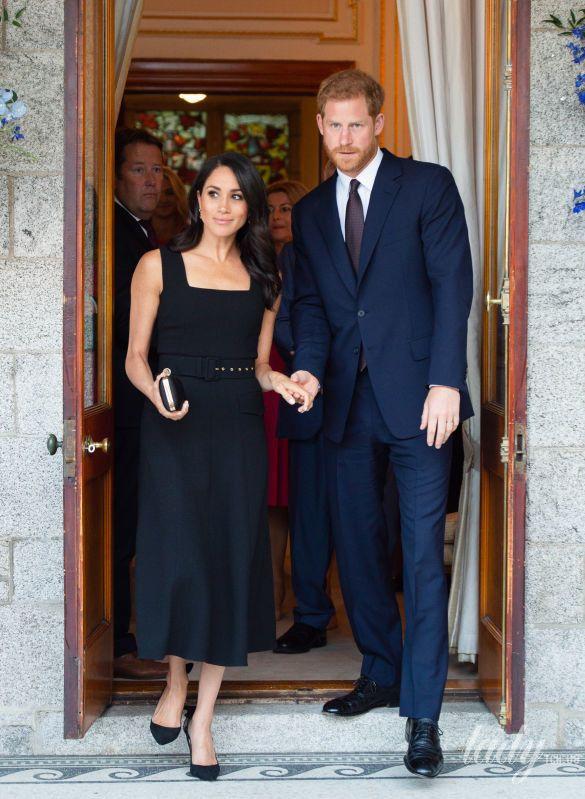 Герцогиня Сассекская Меган и принц Гарри_2