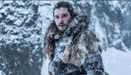 """Джон Сноу с мечом объявил о завершении съемок """"Игры престолов"""""""