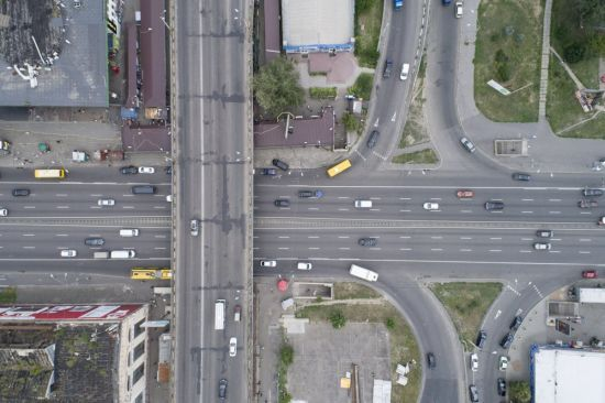 """АМКУ оштрафував дві компанії """"Укрбуду"""" через змову в тендері на реконструкцію Шулявського шляхопроводу"""
