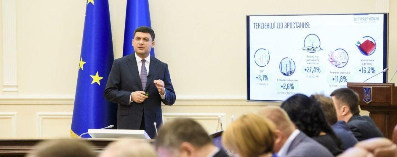 Гройсман заверил, что правительство найдет решение относительно запрета экспорта нефти из России