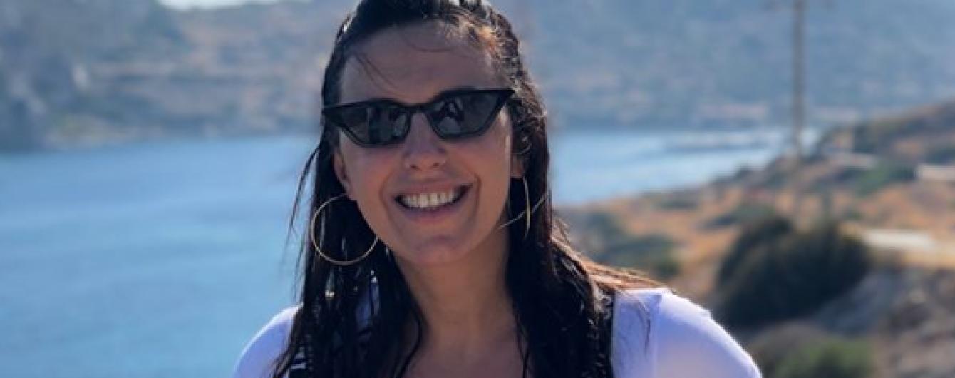 Турецкие каникулы: Джамала показала, как отдыхает с мужем и трехмесячным сыном