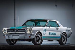 Siemens превратил олдскульный Mustang в беспилотник
