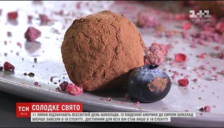 Есть и не толстеть: ТСН выяснила влияние шоколада на организм