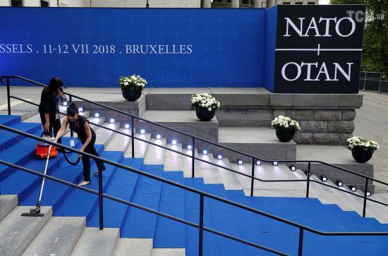 У Брюсселі відбулося засідання комісії Україна-НАТО на рівні послів
