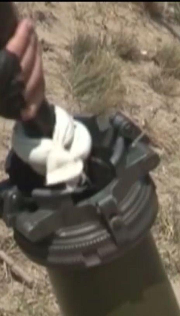 Вибух міномета на Рівненському полігоні могла спричинити несправна міна