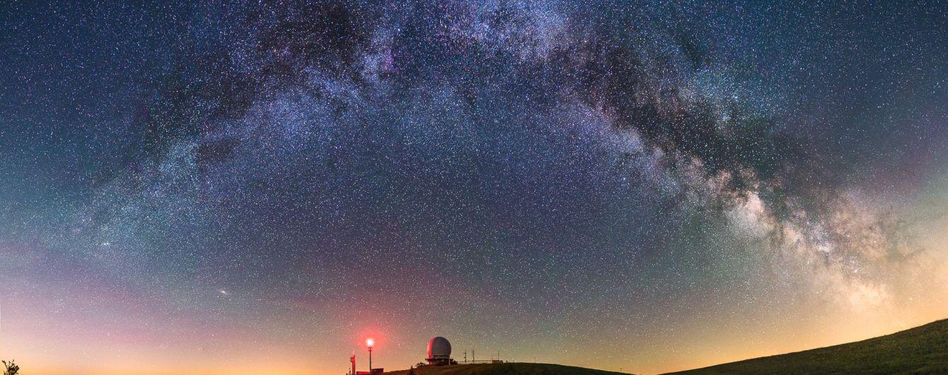 Главная обсерватория Украины подарила всем желающим доступ к своим телескопам