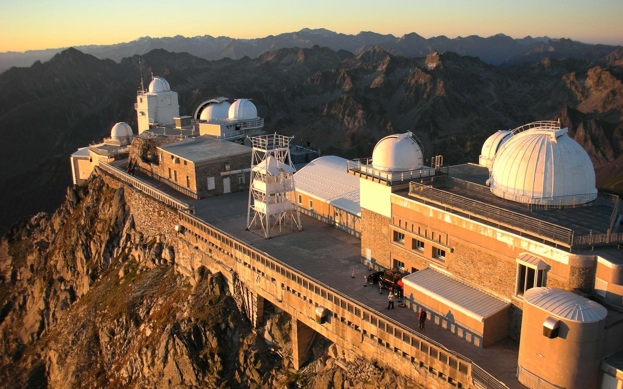 Обсерваторія у Франції