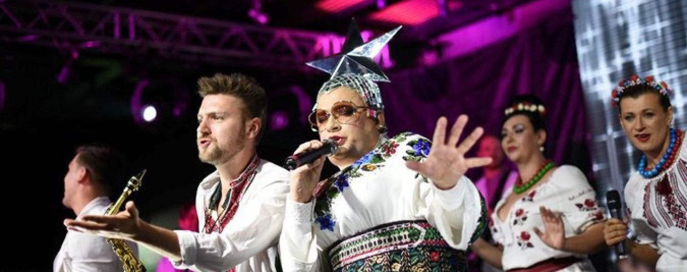 Данилко оголосив про завершення кар'єри Вєрки Сердючки