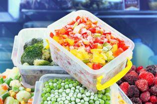 Полезны ли замороженные овощи и ягоды?