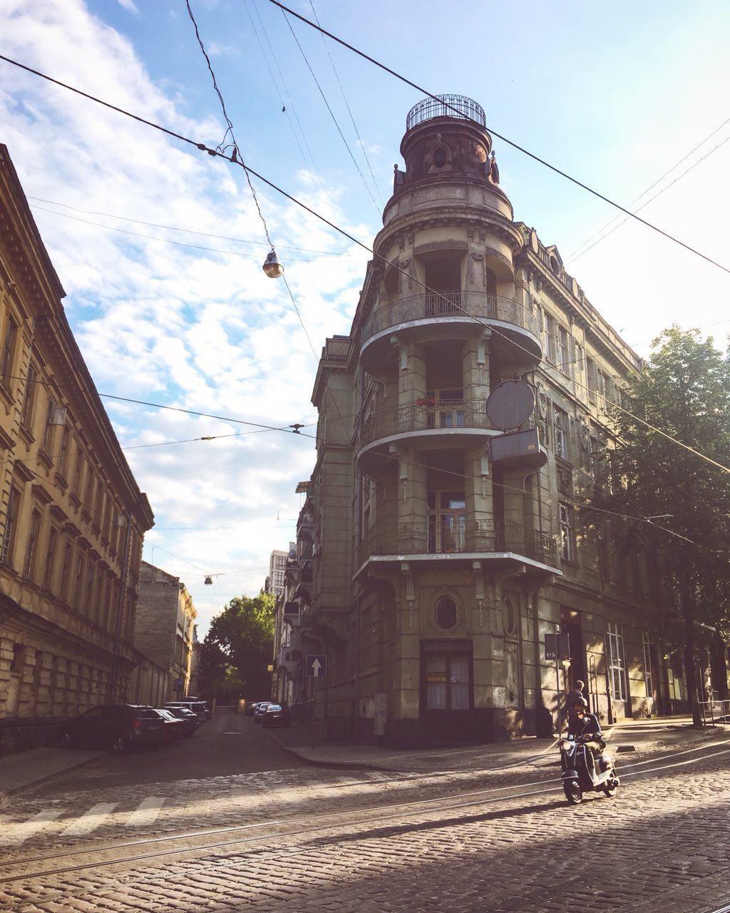 Львів, львівські вулиці