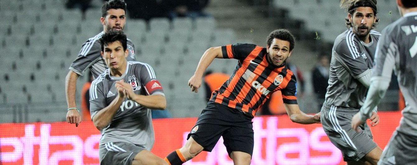 """""""Шахтер"""" не сумел переиграть турецкого гранда в последнем контрольном матче на сборах"""