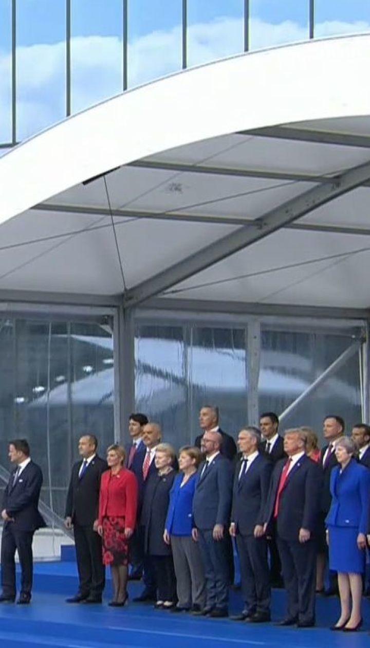 Порошенко і Трамп провели переговори під час саміту НАТО