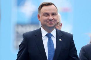 Під час розмови з Порошенком на саміті НАТО Дуда наголошував на дегероїзації УПА