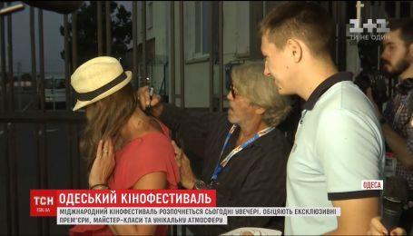 На чорноморському узбережжі стартує Одеський міжнародний кінофестиваль