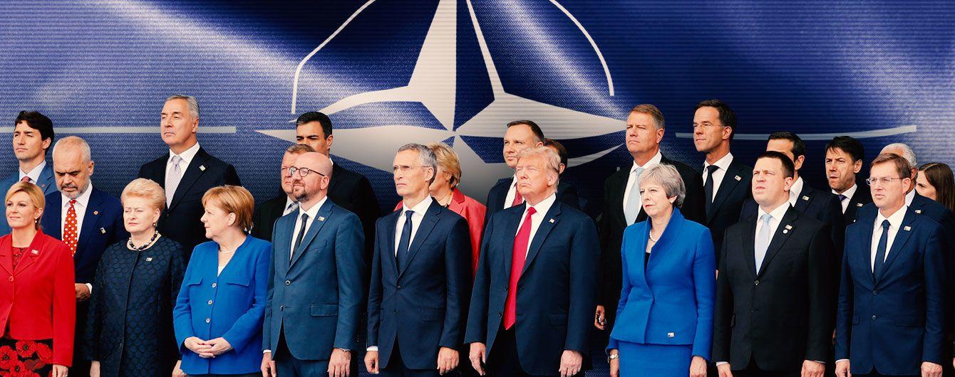 Саміт НАТО: головні досягнення