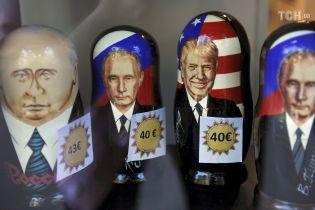 Трамп і Путін можуть тричі поспілкуватися до кінця року - Пєсков