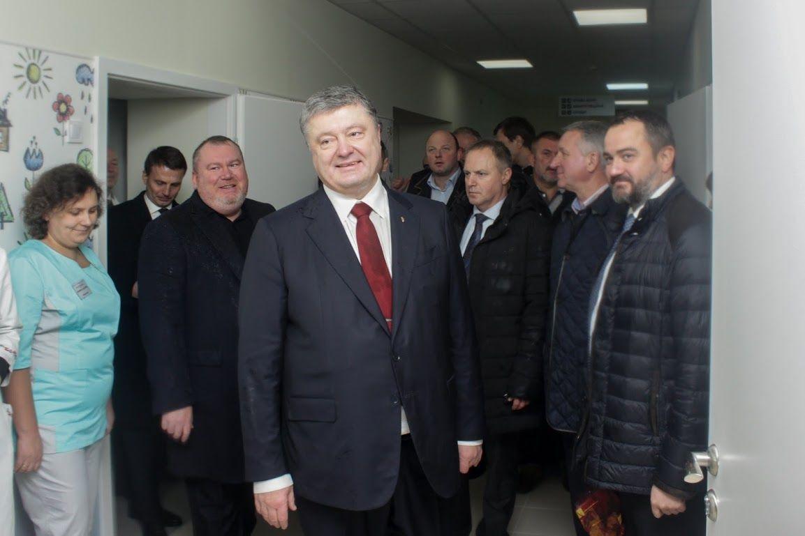 Відкриття медзакладу на Дніпропетровщині_6