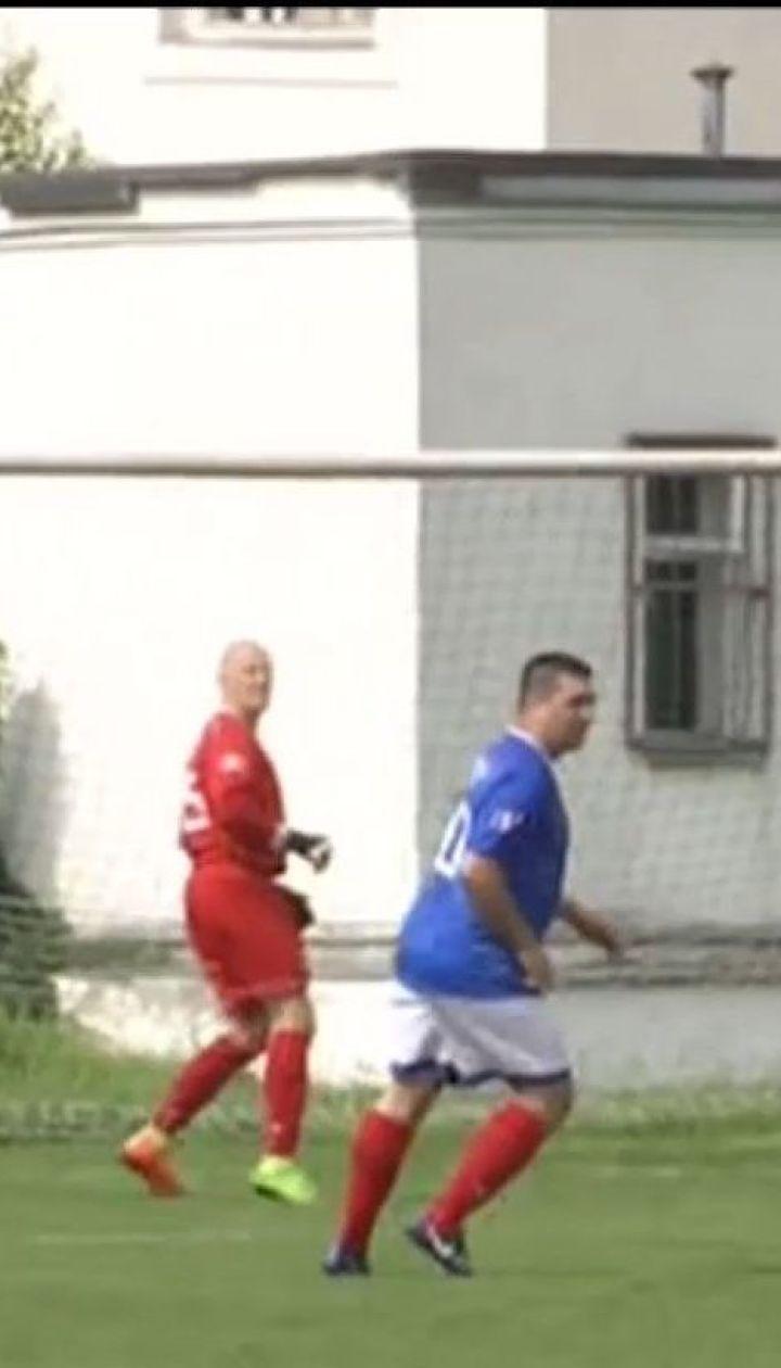 Уболівальники з 13 країн взяли участь Міжнародному футбольному турнірі