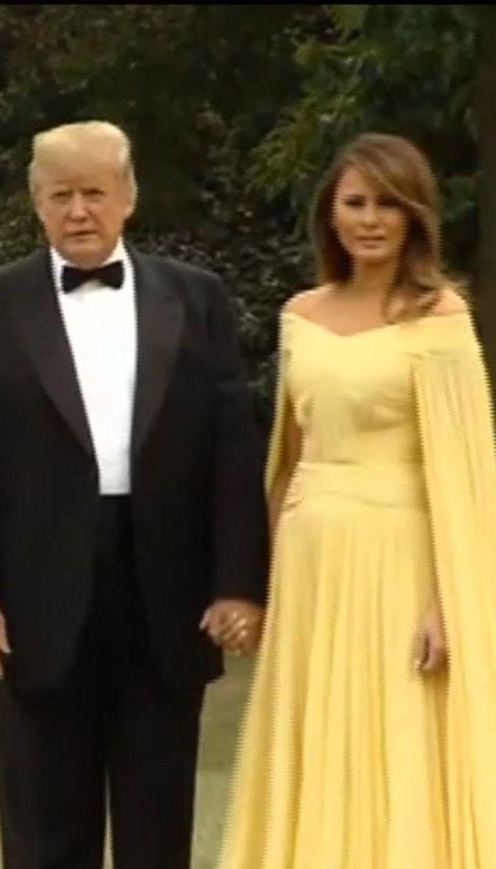 В Виндзорском дворце готовятся встречать Дональда Трампа