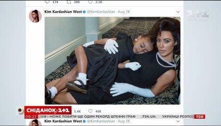 Кім Кардаш'ян заробляє за пост в Instagram більше, ніж президент Америки за рік