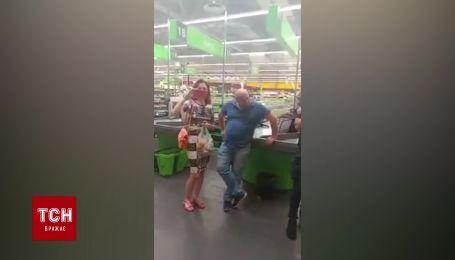 Догхантера Святогора помітили у київському супермаркеті