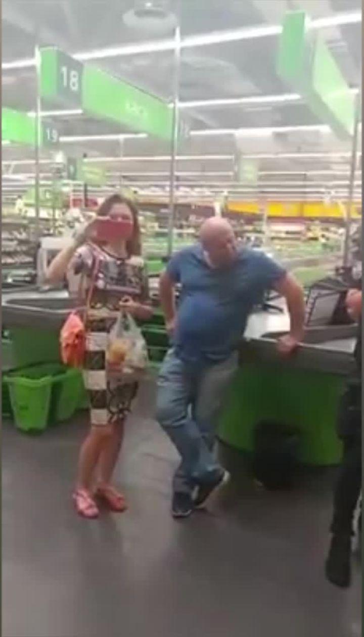 Догхантера Святогора заметили в киевском супермаркете