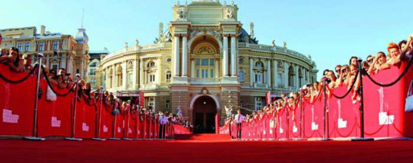 В Одесі урочисто стартував міжнародний кінофестиваль