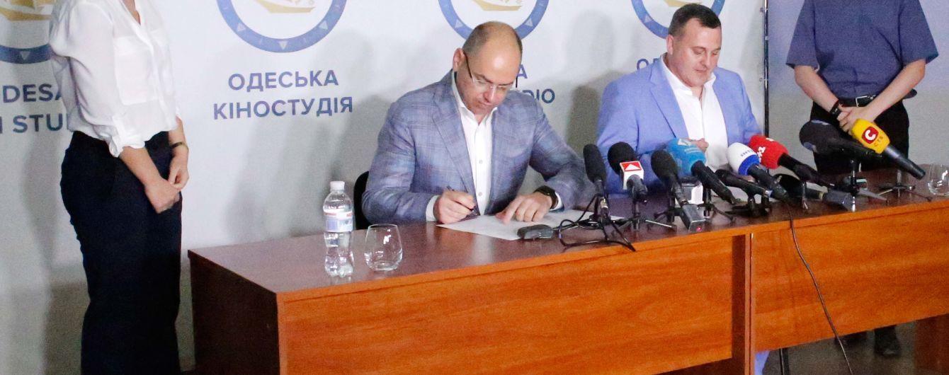 Одесскую киностудию обновят по пожеланиям одесситов на средства иностранных инвесторов