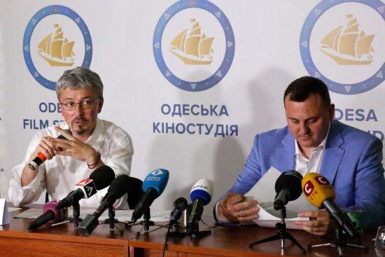 Одеська кіностудія святкує 100-річний ювілей