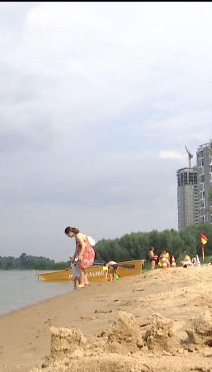 Минздрав обнародовал список из 114 пляжей, где опасно купаться