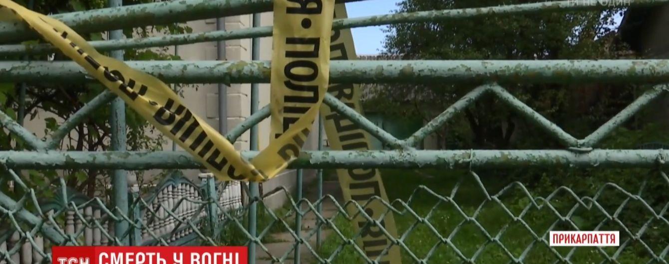 Огня не было, только дым: очевидцы рассказали подробности трагедии на Прикарпатье, где погибли двое малышей