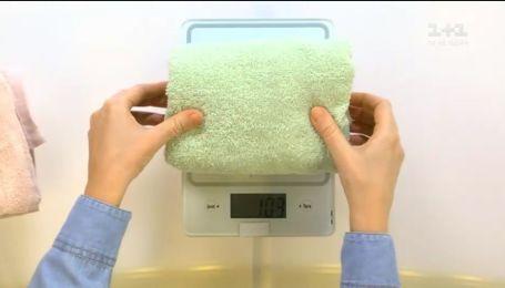 Ольга Пахар рассказала, как выбрать качественное полотенце