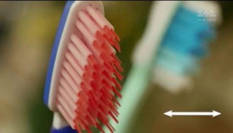 Як правильно обрати зубну щітку та доглядати за нею