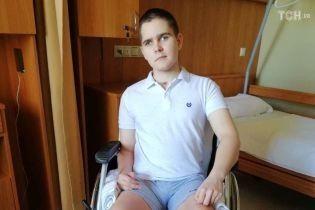 Підтримки просить родина Яна Мельника, котрий демонструє дивовижну жагу до життя
