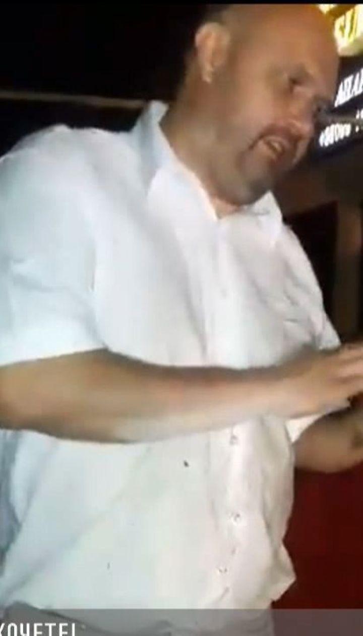 На Закарпатті п'яний посадовець збив на смерть жінку