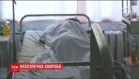 Очередной случай дифтерии: в Чернигове борются за жизнь 11-летнего мальчика