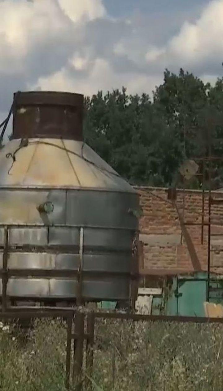 ТСН.Тиждень разыскал подпольные маслозаводы, на которых изготавливают поддельное масло