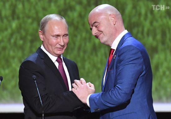 ФІФА завадила провести антидопінгове розслідування перед ЧС-2018 в Росії
