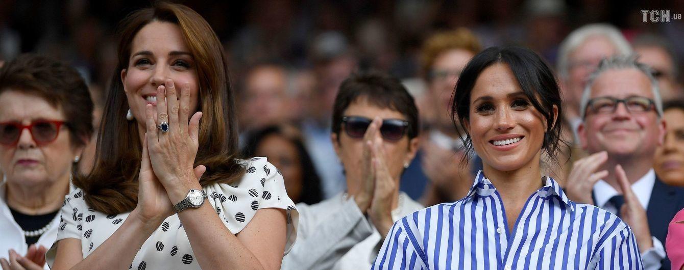 Кейт Миддлтон не пригласила Меган и принца Гарри на свой день рождения - СМИ