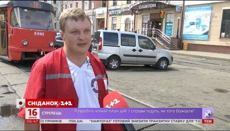 Как киевляне отреагировали на повышение стоимости проезда в общественном транспорте