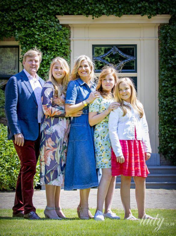 Королевская семья Нидерландов_3