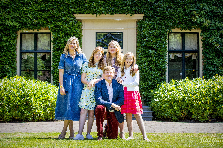 Королевская семья Нидерландов_2