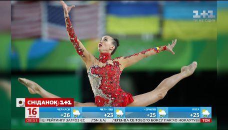 Гимнастке Анне Ризатдиновой сегодня исполняется 25 лет