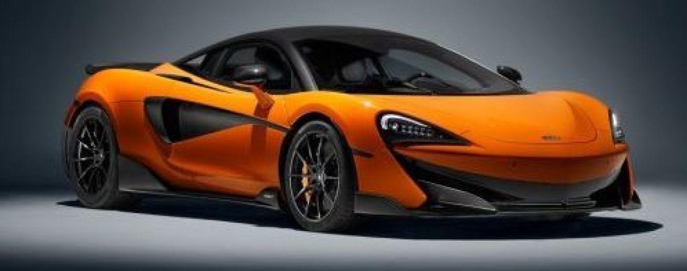 McLaren створить 18 суперкарів за сім років